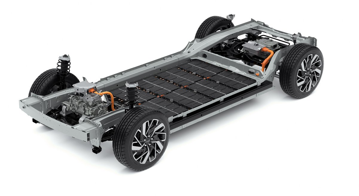 Hyundai e-GMP © Hyundai Motor Group