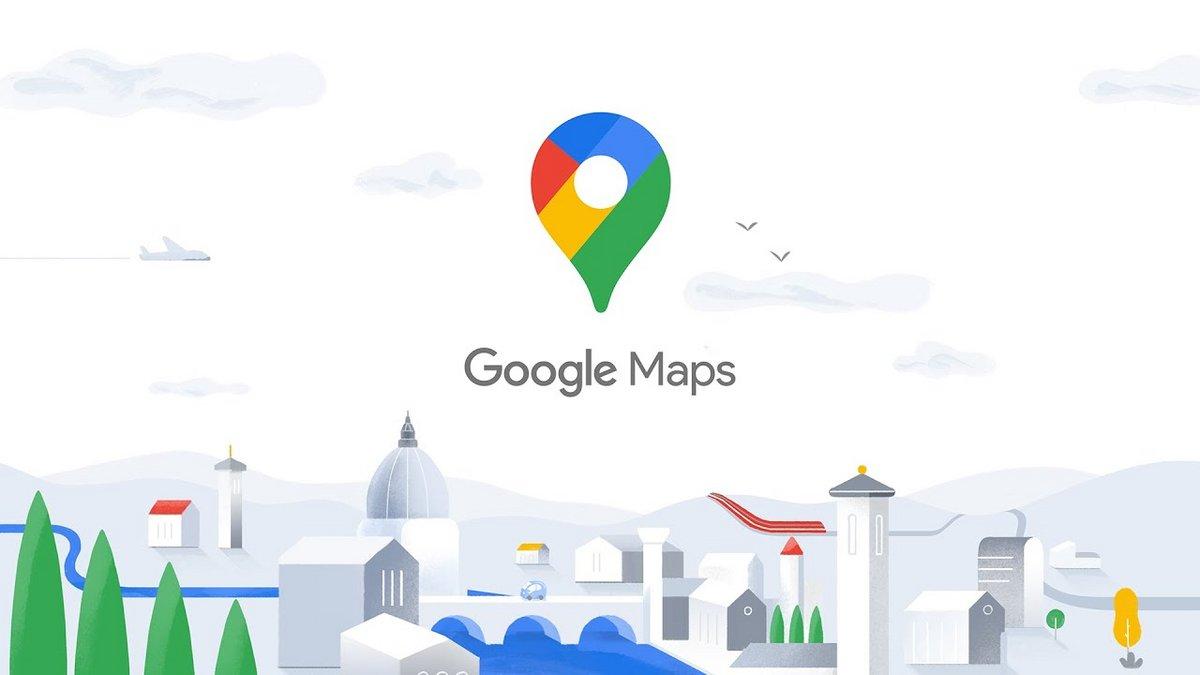 google maps banner gb