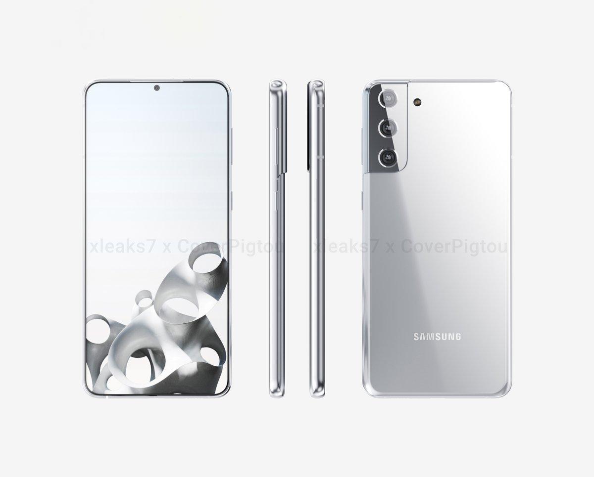 Samsung Galaxy S21+ © © Pigtou