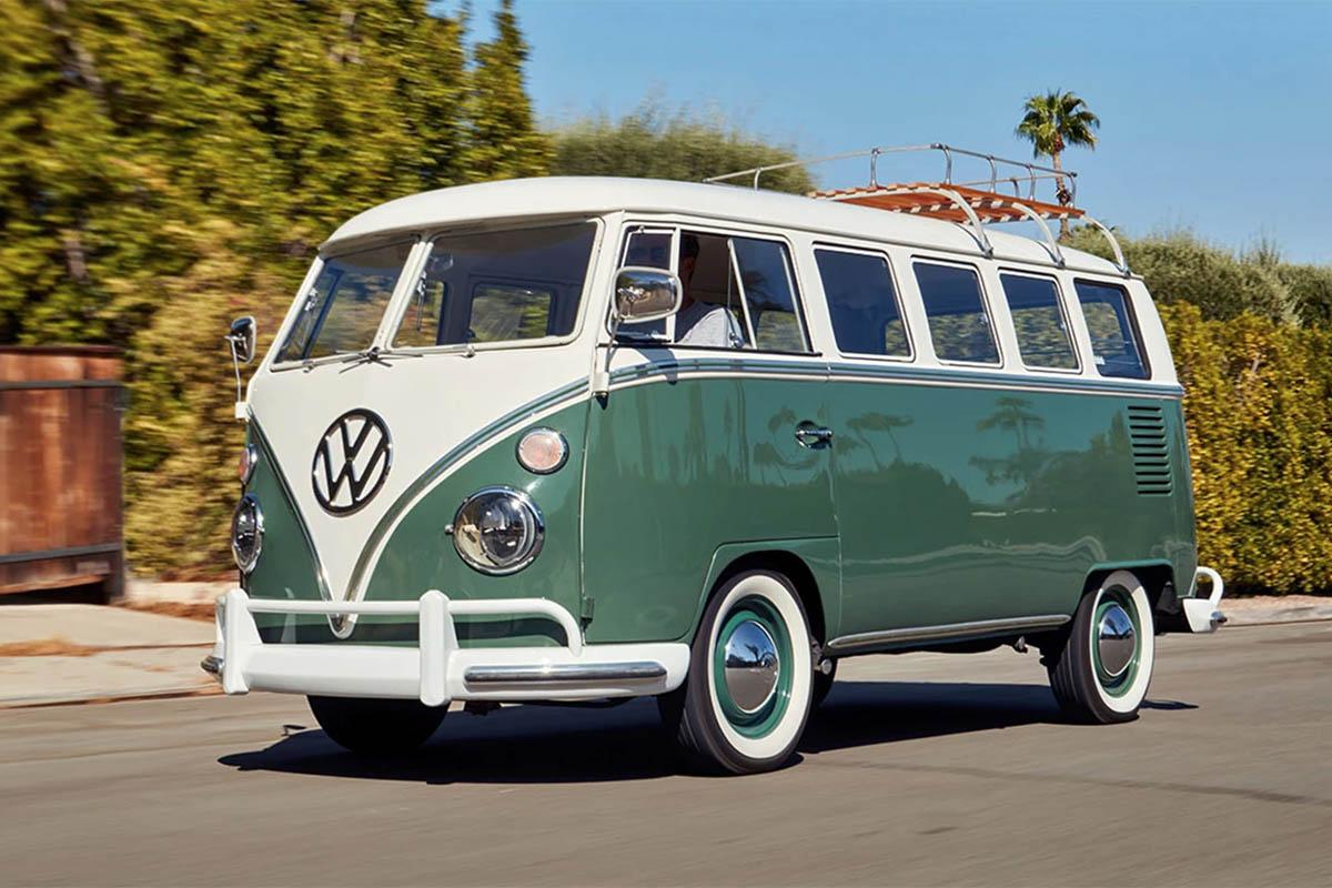 Volkswagen-Combi-T1-Zelectric-Omaze-01 © Zelectric Motors