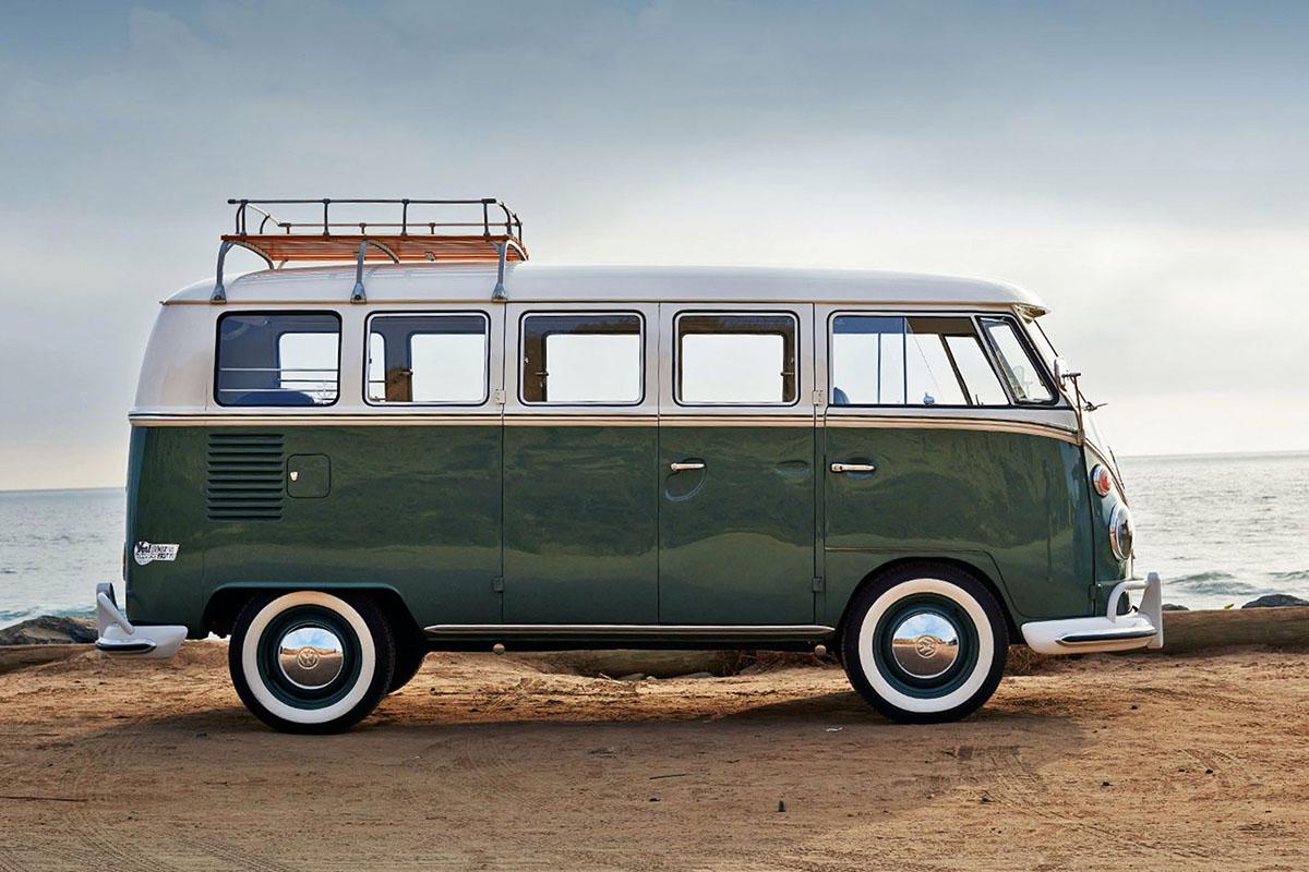 Volkswagen-Combi-T1-Zelectric-Omaze-03 © Zelectric Motors