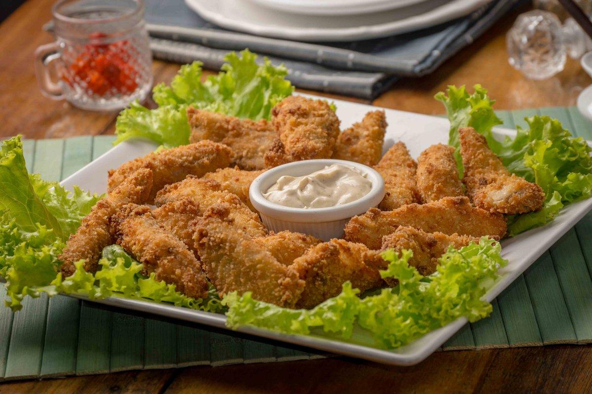 Nuggets de poulet © Unsplash