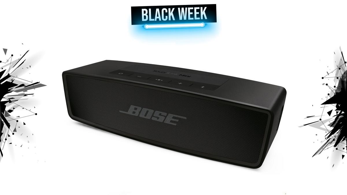 bose soundlink II black week 1600