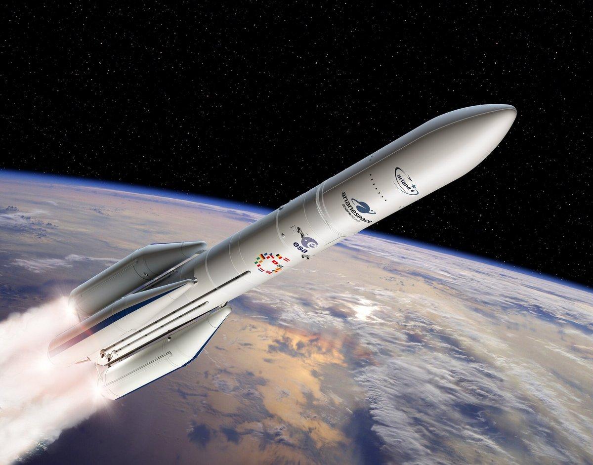 Ariane 64 ESA © ESA