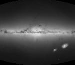 L'ESA a publié les nouvelles données collectées par la sonde Gaia
