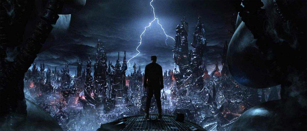 Matrix Revolutions © Warner Bros