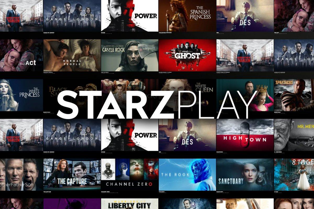StarzPlay © clubic.com x StarzPlay