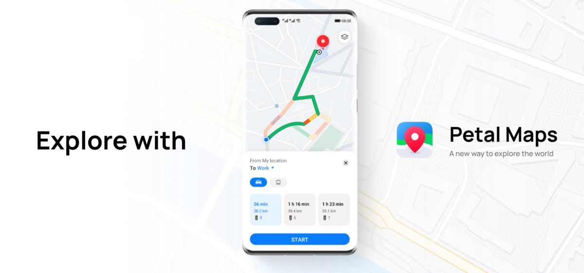 Huawei Maps