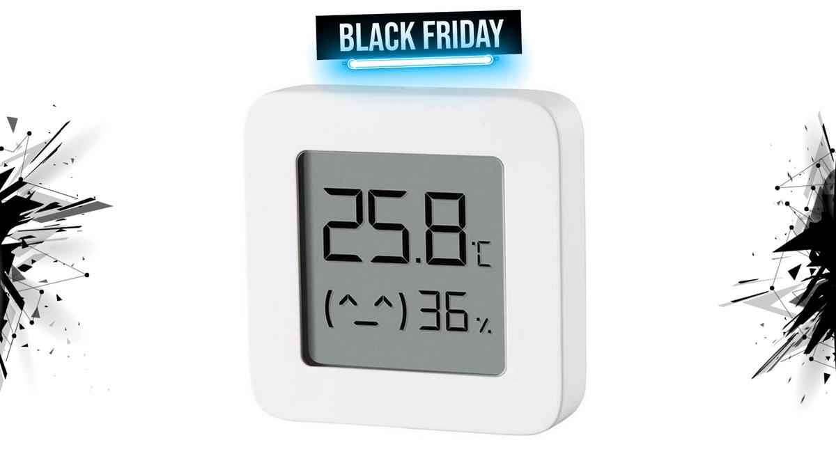 xiaomi mijia thermostat black friday 1600