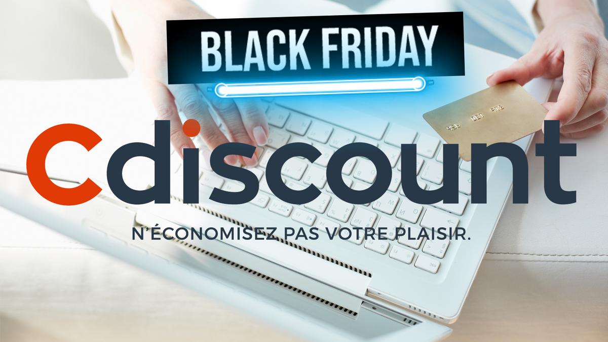 cdiscount black friday 1600