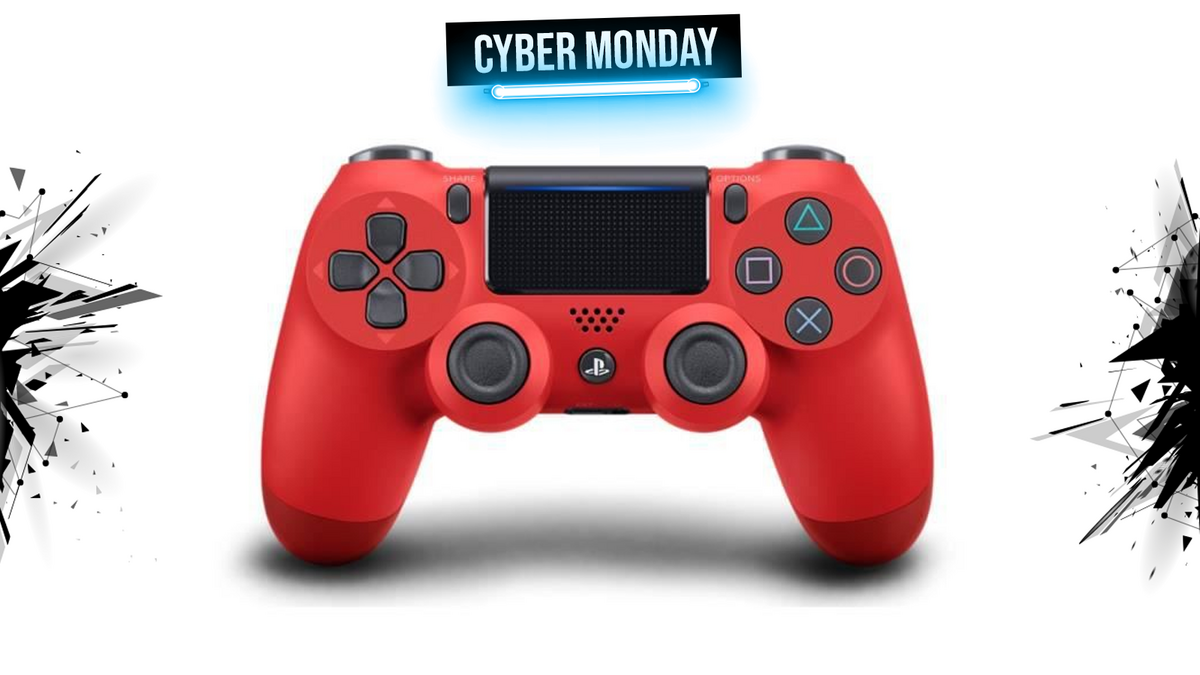 manette ps4 cyber monday 1600