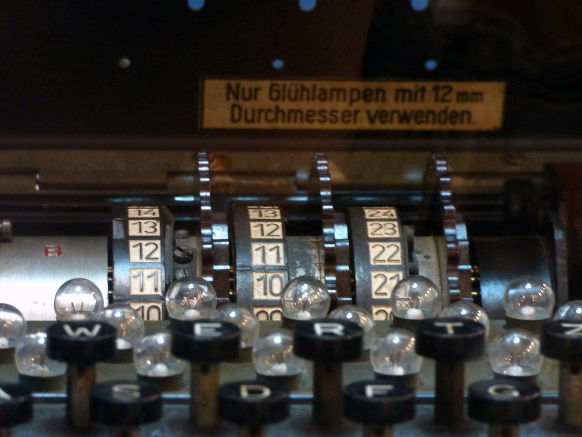 machine Enigma © Pixabay