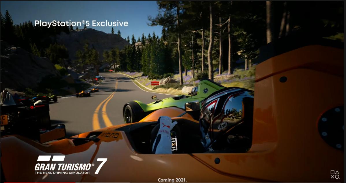 Gran Turismo Sony Cpature d'écran
