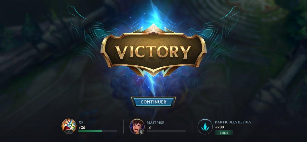 Wild Rift Victory