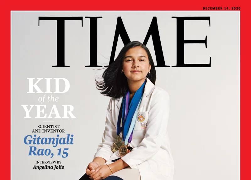 Gitanjali Rao Time magazine © Time