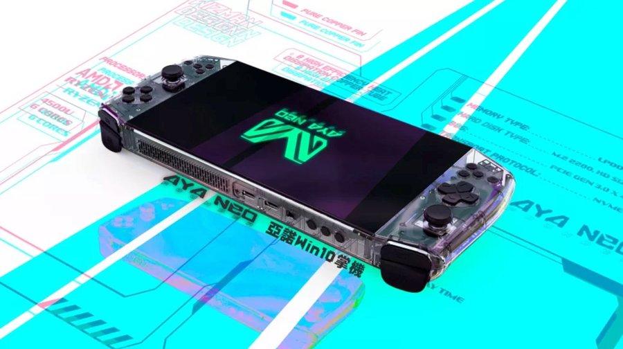 Aya Neo : l'attendue console portable avec un cœur de PC démarre sa campagne de crowdfunding - Clubic