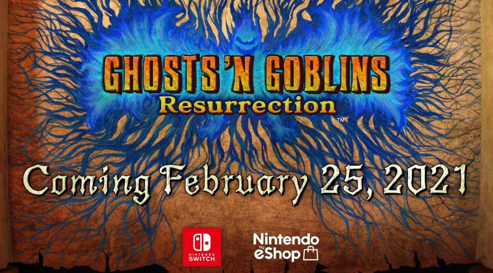 Ghosts Goblins Resurrection