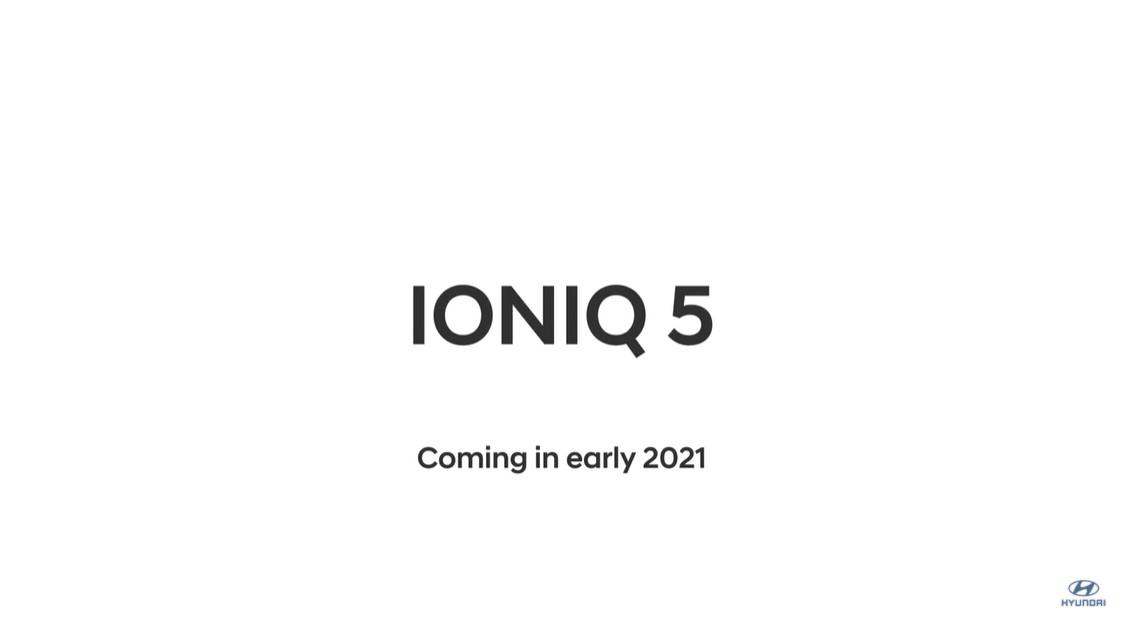 IONIQ 5 2021 © Hyundai