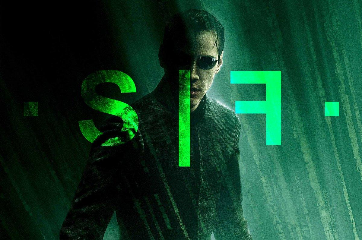 SFF Matrix © Warner Bros x Clubic.com