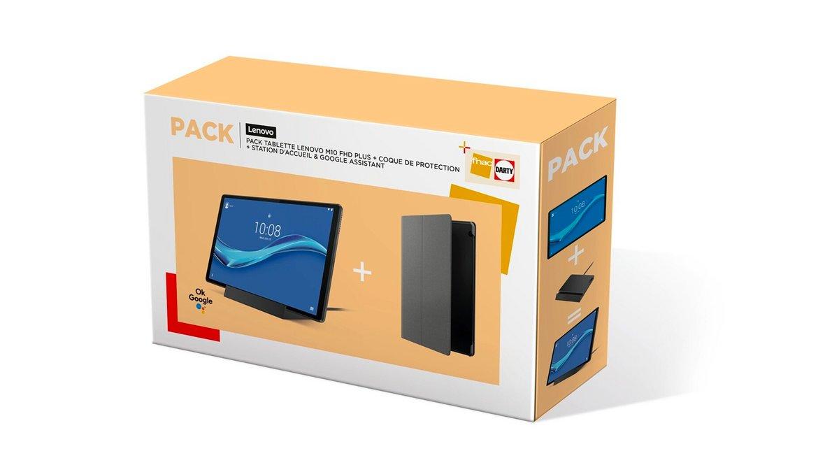 Lenovo Tab M10 Pack Darty bp