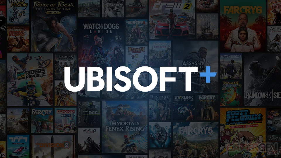 Ubisoft+ © Ubisoft