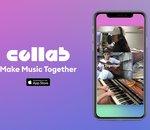 Collab : l'app de création de mini-clips musicaux, créée par Facebook, est officiellement lancée
