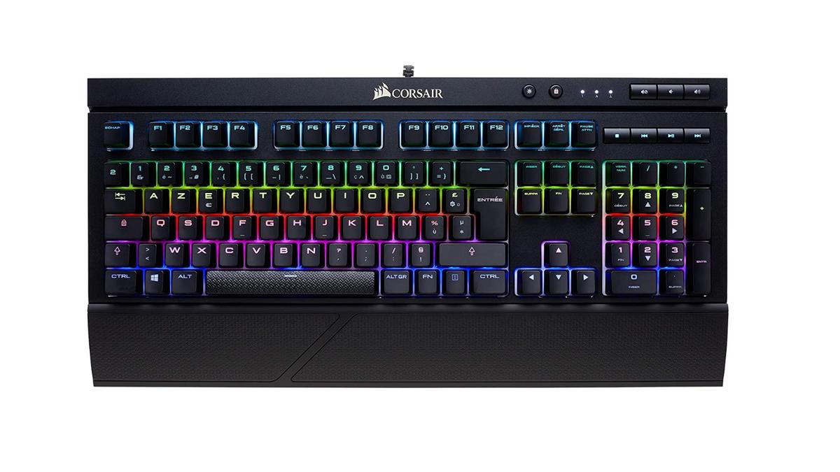clavier corsair k68