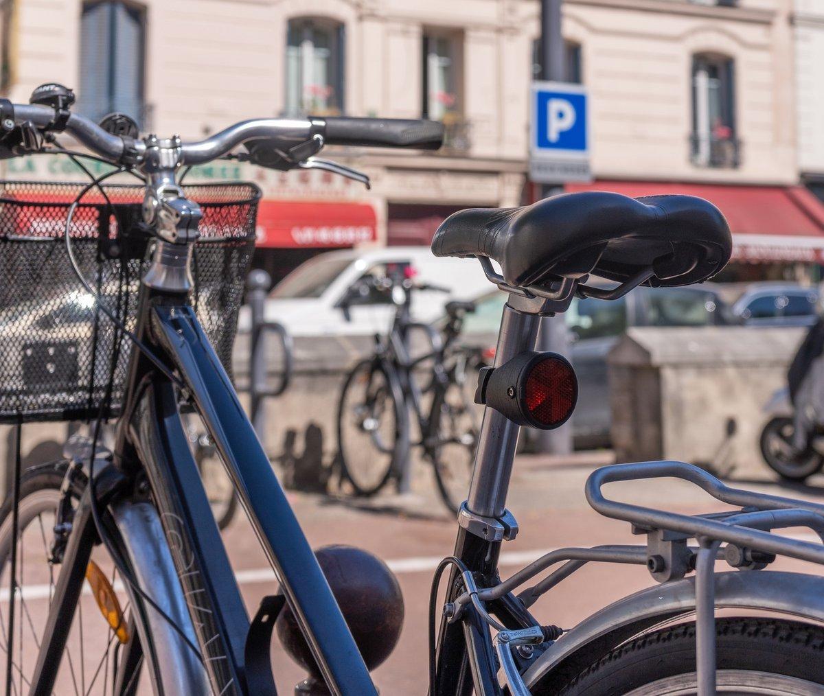 GPS Bike Tracker © Invoxia
