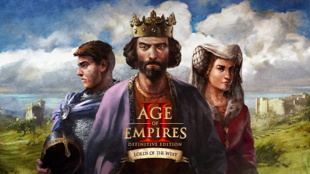 Age of Empires II Lords of the West © Forgotten Empires