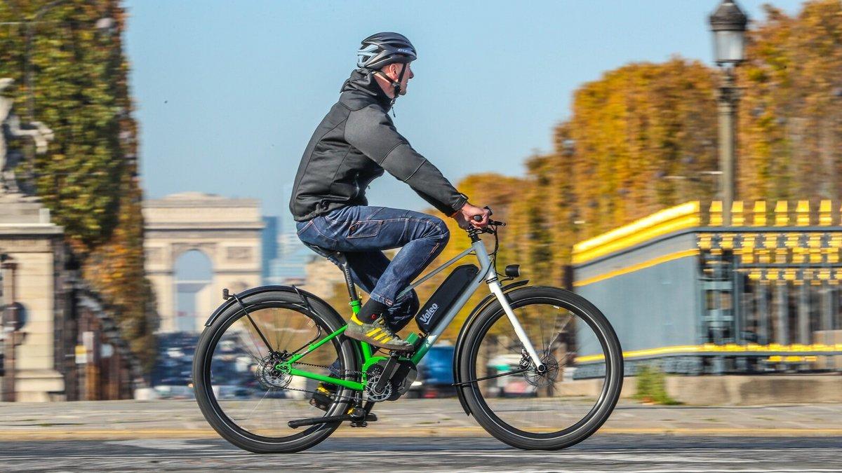 Valeo vélo électrique © Valeo