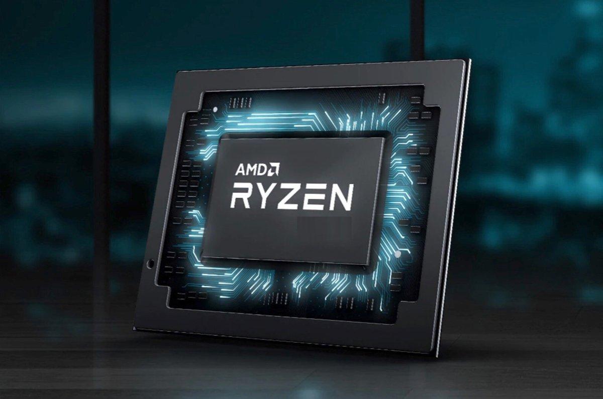 AMD Ryzen © © AMD