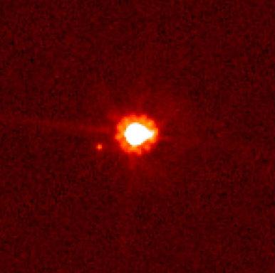 Eris planète © Hubble HST/ESA/NASA
