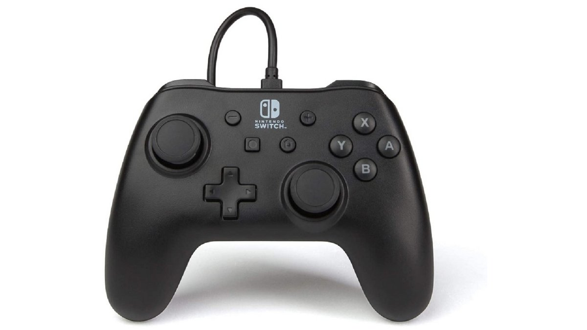 Manette filaire Nintendo Switch