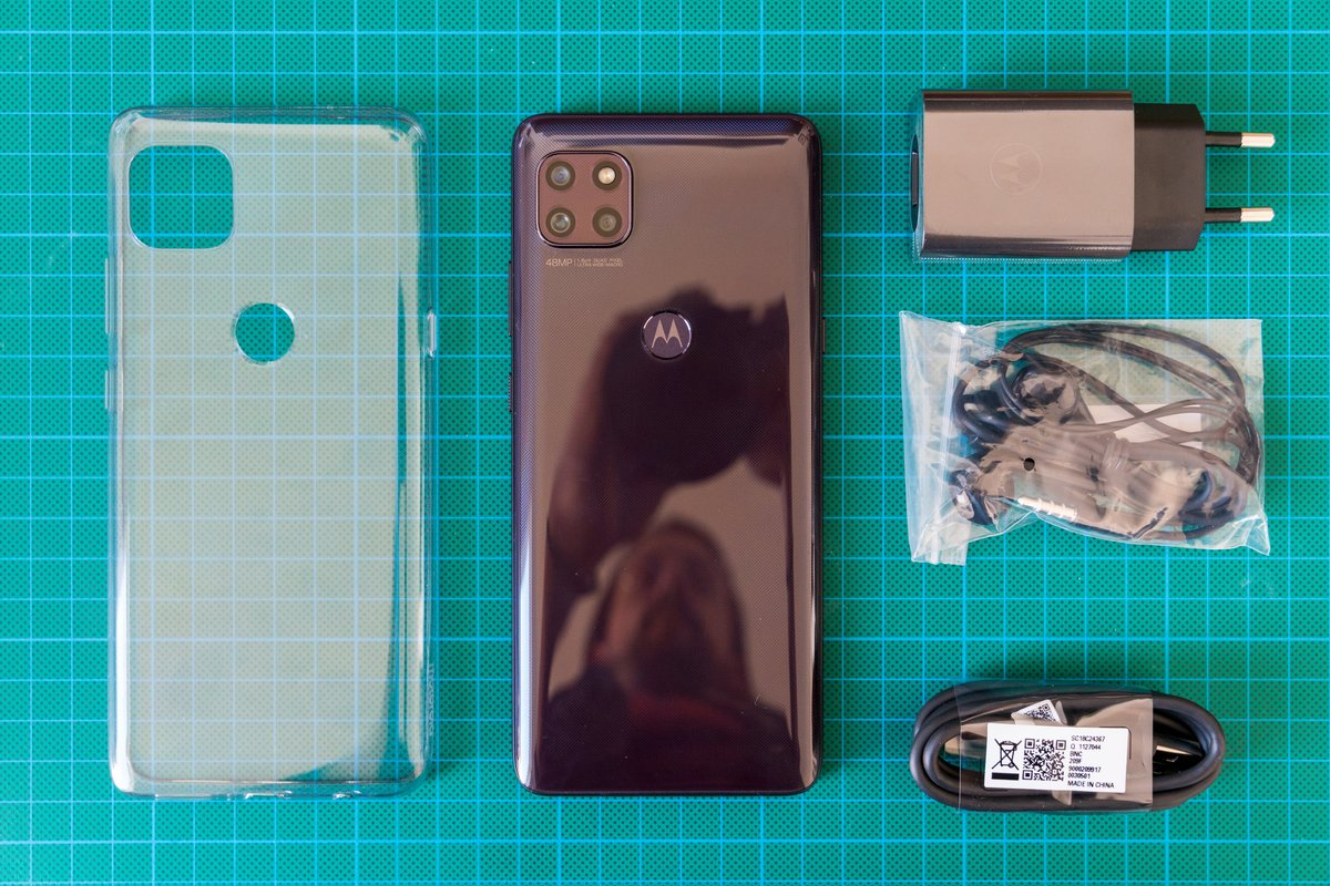 Motorola Moto G 5G test © ©Pierre Crochart pour Clubic
