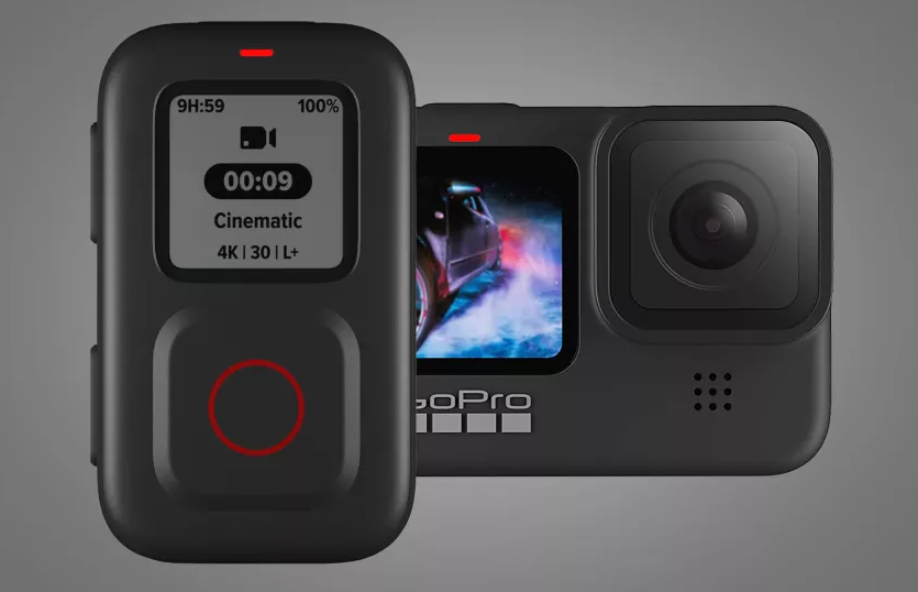 The Remote GoPro