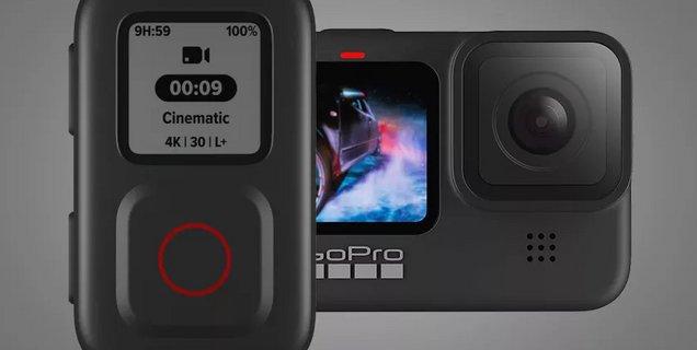GoPro lance une télécommande Bluetooth robuste pour ses HERO Black