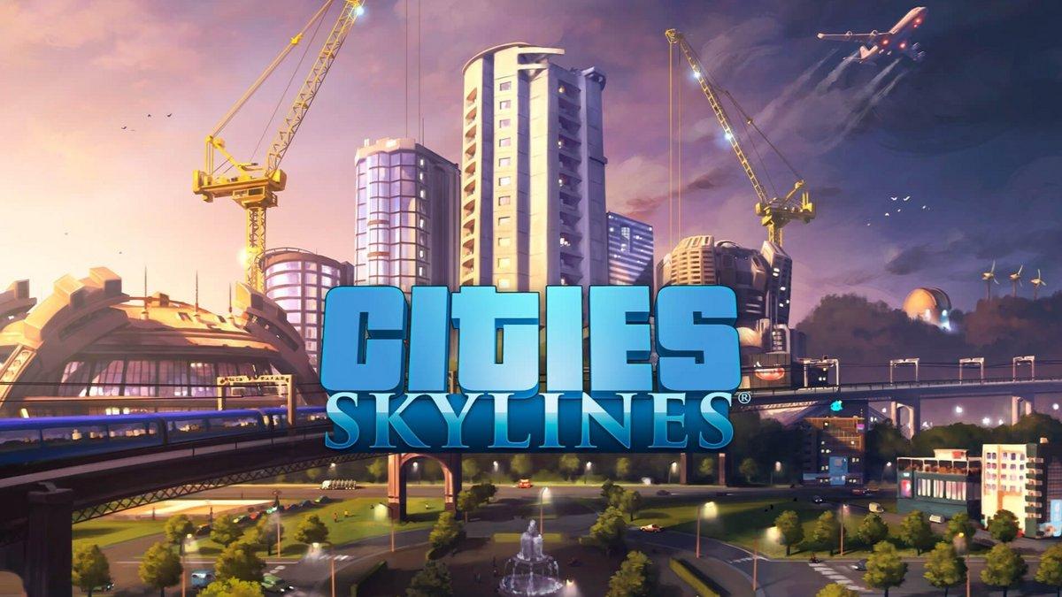 Cities Skylines © Paradox