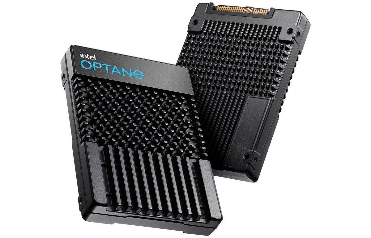 Intel Optane SSD P5800X © Intel