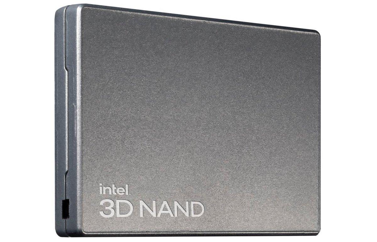 Intel SSD D7-P5510 © Intel