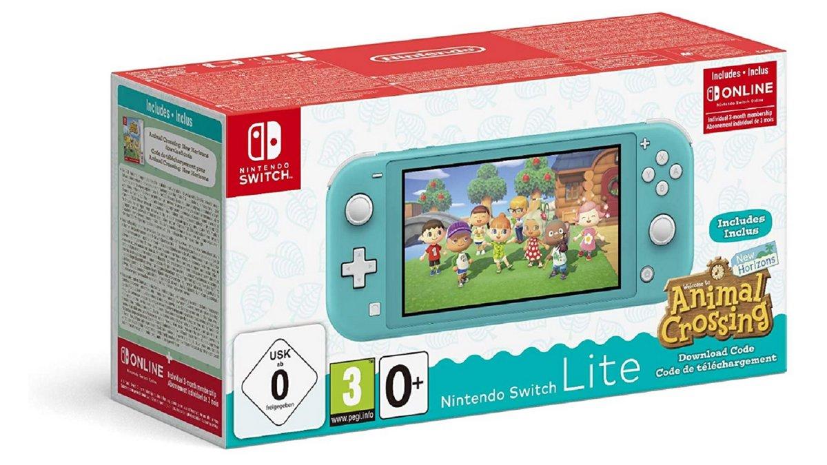 Nintendo Switch Lite BP