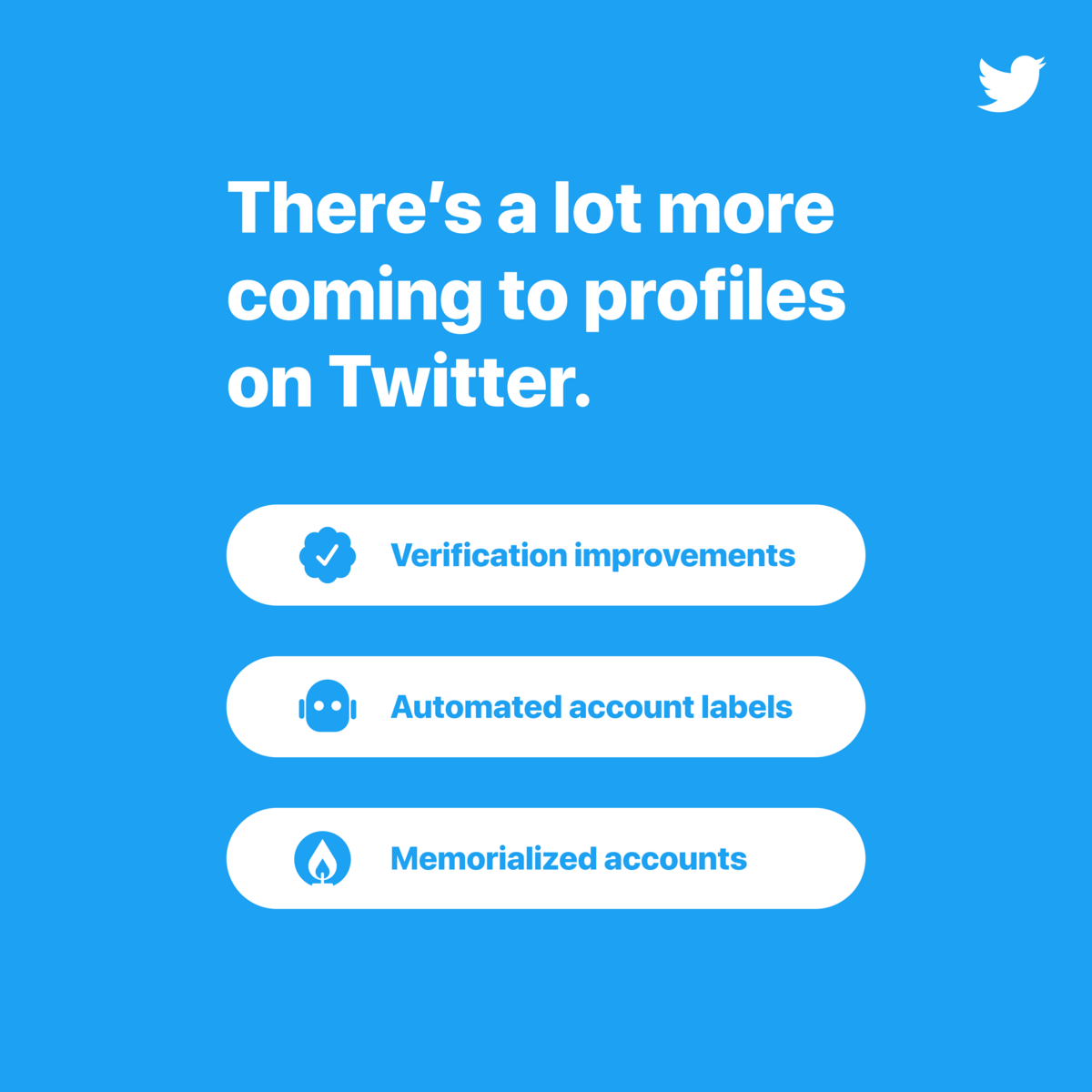 Twitter badges