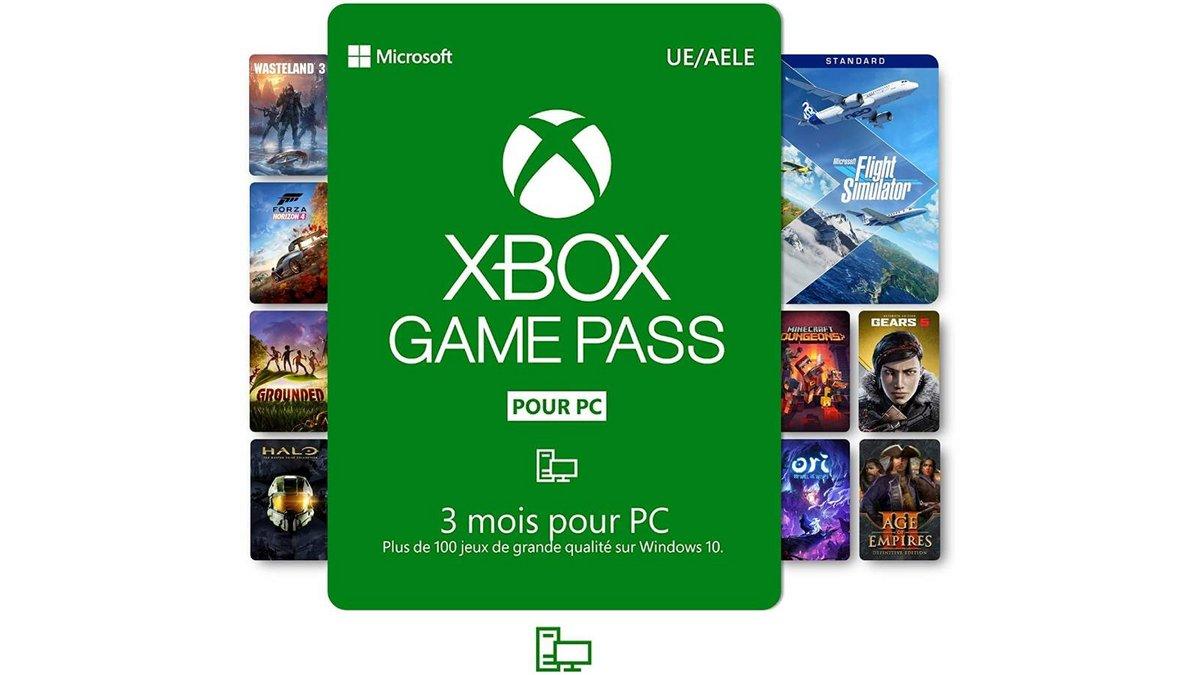 Xbox Game Pass pour PC