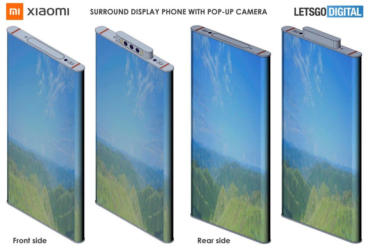 Xiaomi brevet © LetsGoDigital