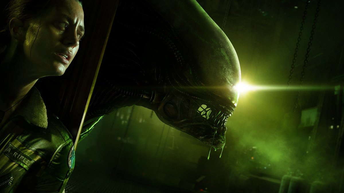 Alien Isolation © Creative Assembly