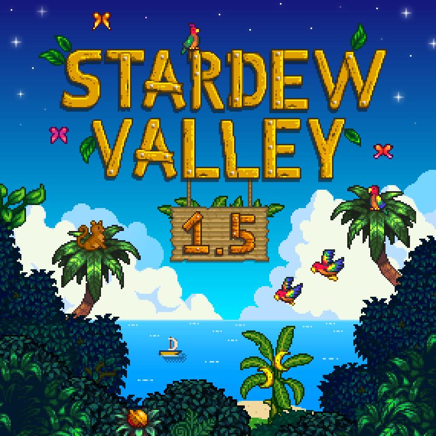 Stardew Valley 1.5 © ©Concerned Ape