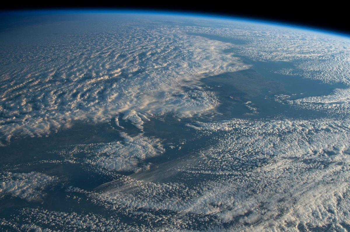 Terre 2020 globe © NASA