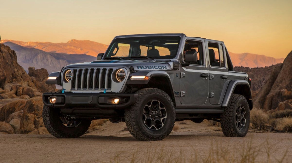 Jeep Wrangler 4xe © © Jeep