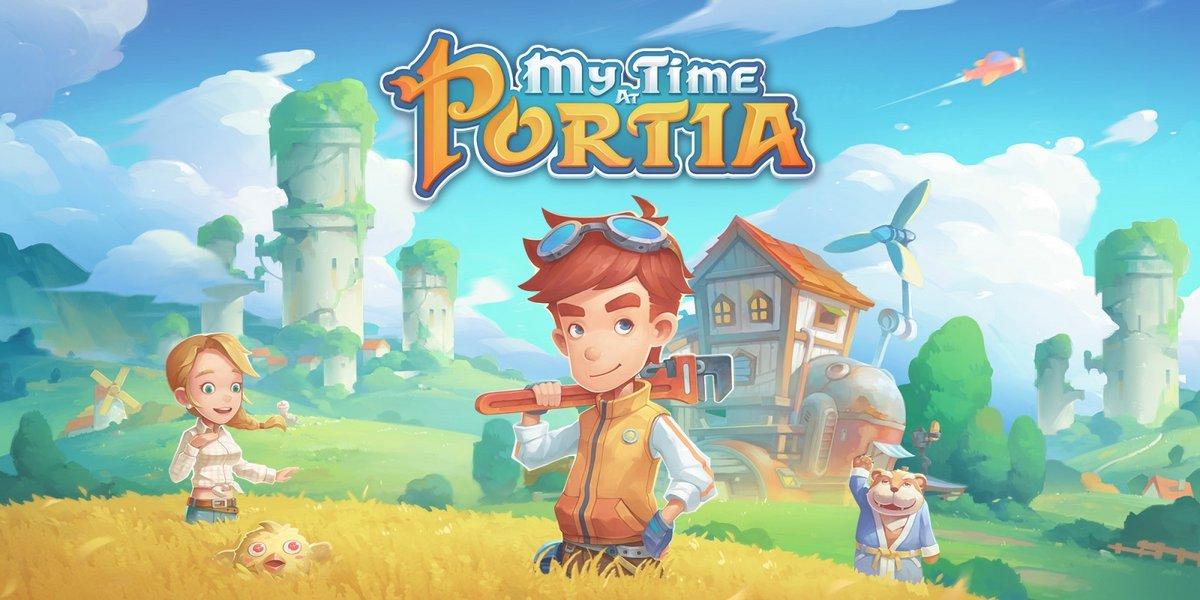 My Time At Portia © Pathea Games