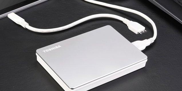 Test Toshiba Canvio Flex : un disque dur externe classique et bon marché