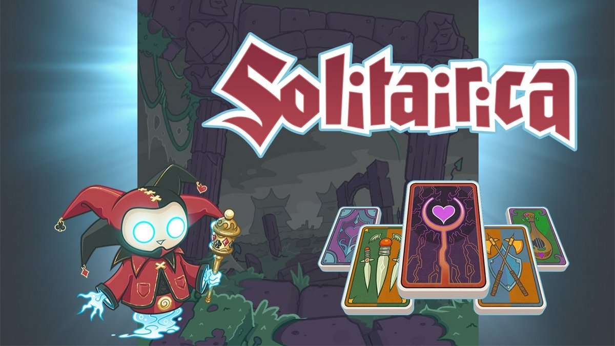 Solitairica © Righteous Hammer Games